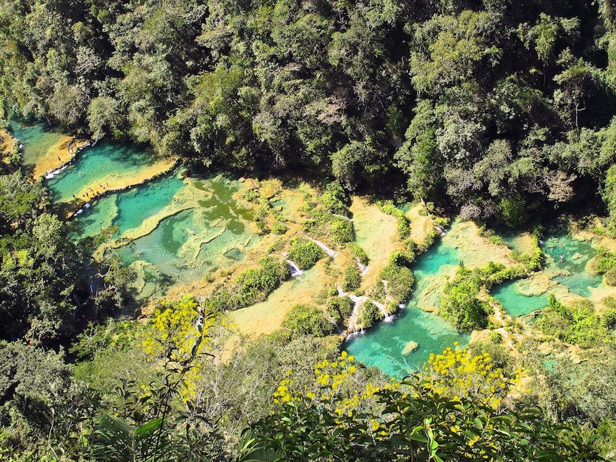 Visitez Semuc Champay au Guatemala