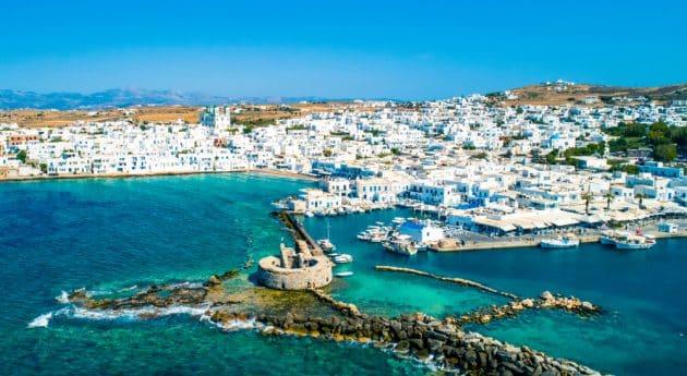 Les 13 choses incontournables à faire à Paros