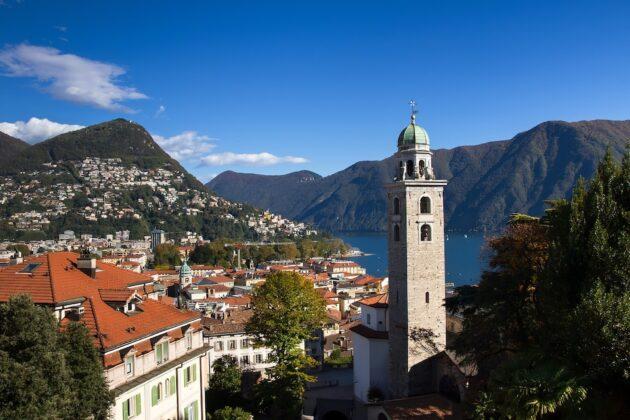 Où Dormir à Lugano