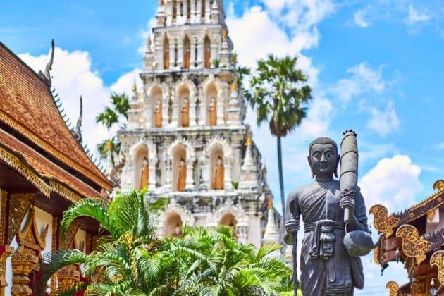 Les 7 choses incontournables à faire à Chiang Mai