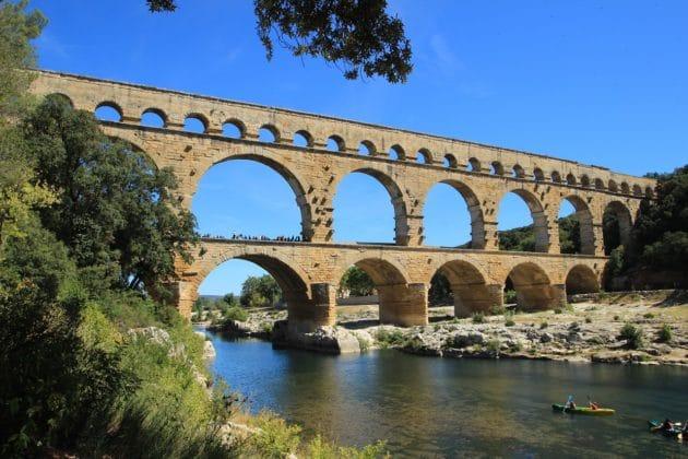 6 sites où faire du canoë-kayak dans le Gard