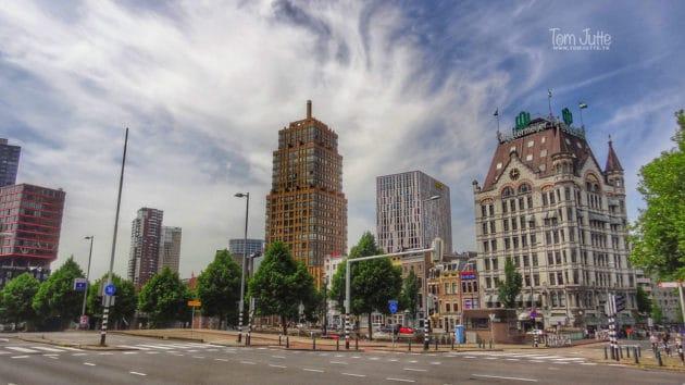 Dans quel quartier loger à Rotterdam ?