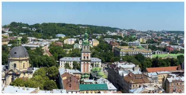 Dans quel quartier loger à Lviv ?