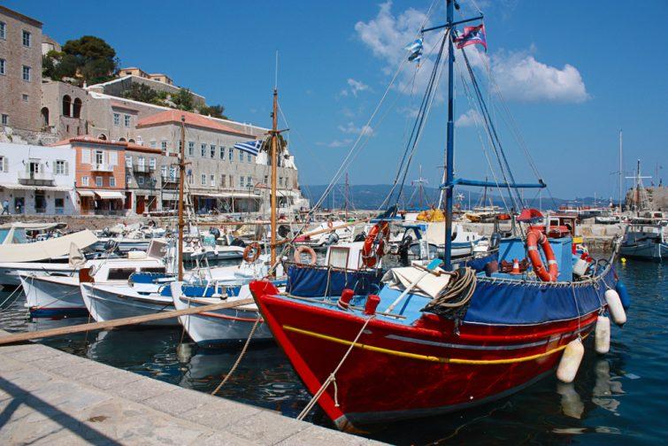 hydra-bateau - balades bateau athènes