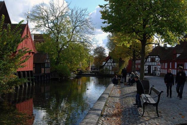 Dans quel quartier loger à Aarhus ?