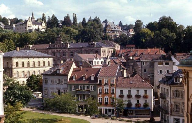 Dans quel quartier loger à Baden-Baden ?