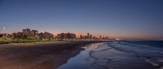 Dans quel quartier loger à Durban ?