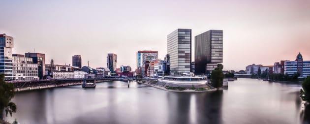 Dans quel quartier loger à Düsseldorf ?
