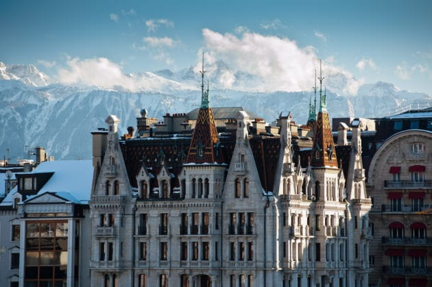 Dans quel quartier loger à Lausanne ?
