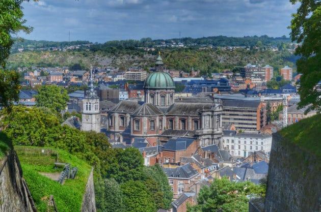 Dans quel quartier loger à Namur ?