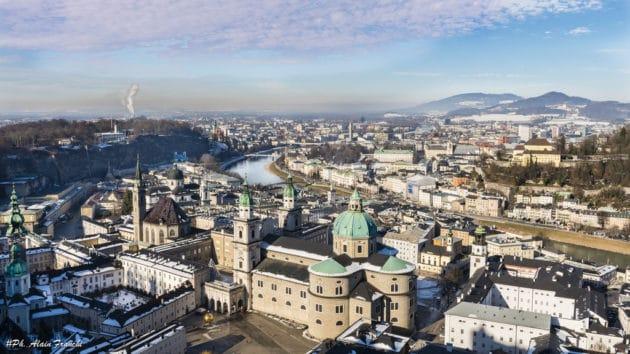Dans quel quartier loger à Salzbourg ?
