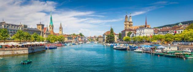 Les 10 choses incontournables à faire à Zurich