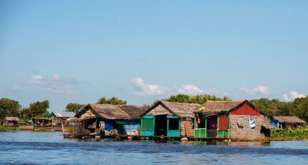 Dans quel quartier loger à Battambang ?