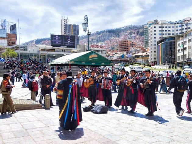 Dans quel quartier loger à La Paz ?