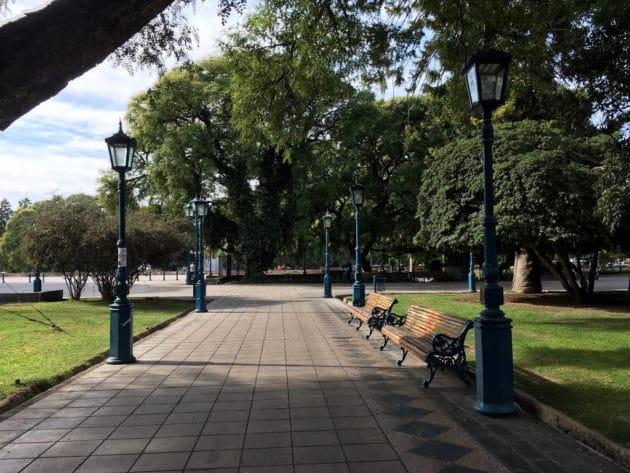 Dans quel quartier loger à Mendoza ?