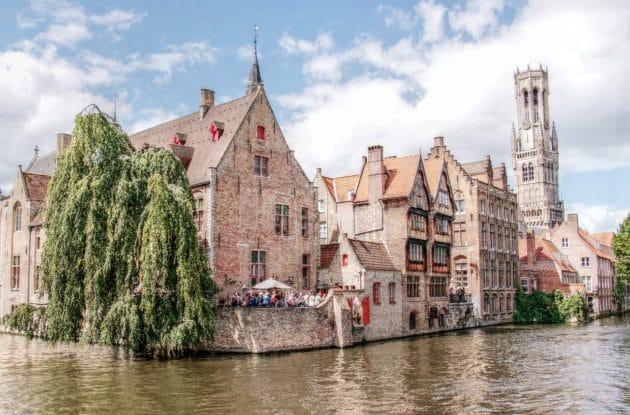 Les 15 choses incontournables à faire à Bruges