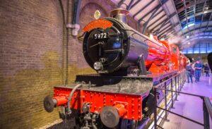 Studio Harry Potter à Londres