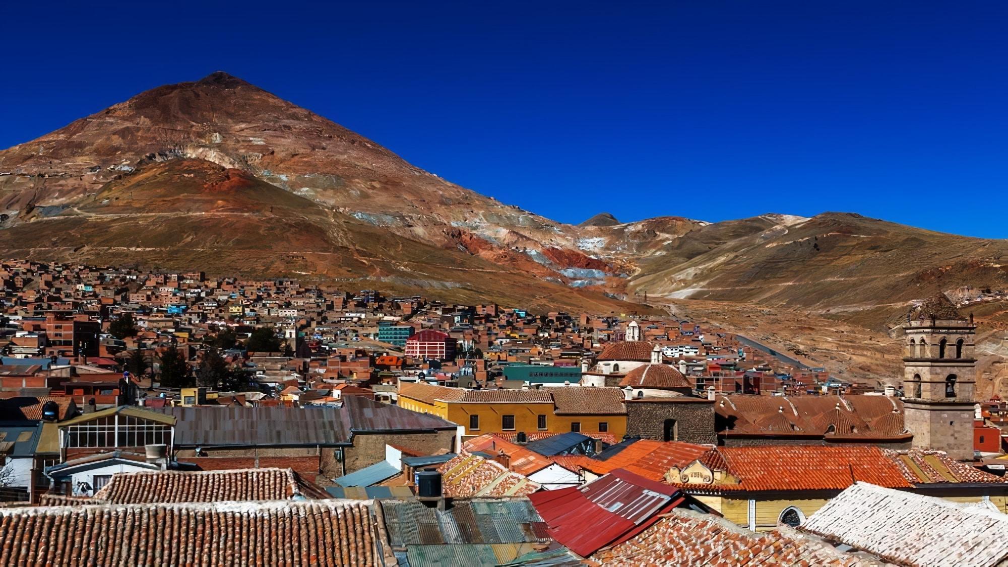 Visiter Potosí