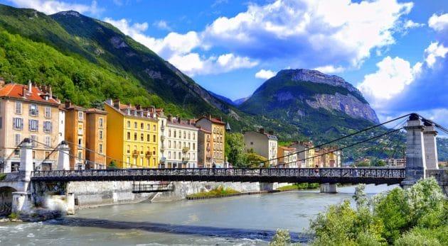 Dans quel quartier loger à Grenoble ?