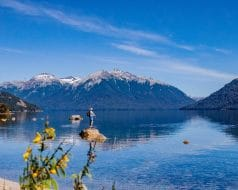 Lac Traful, Argentine