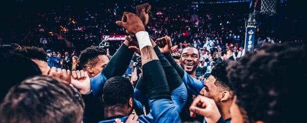 Voir un match de la NBA des New York Knicks