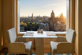 Les meilleurs hôtels avec vue à Amsterdam