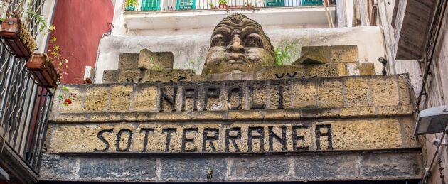 Souterrains Naples