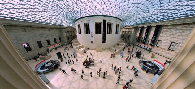 Visiter le British Museum à Londres