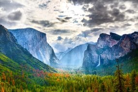Visiter le parc national Yosemite aux Etats Unis