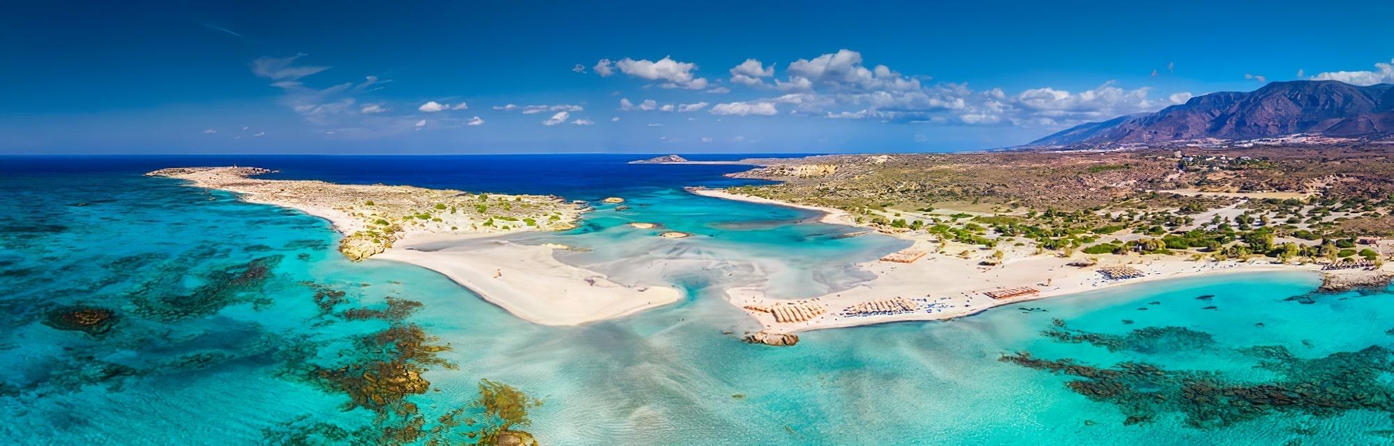 Lagon de Balos, Crète