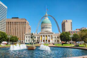 Downtown Saint-Louis