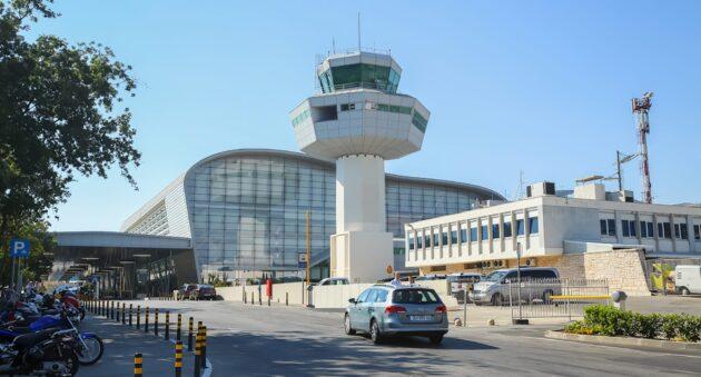 Aéroport de Dubrovnik