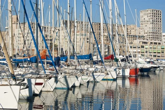 Port, Marseille