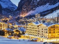 Val d'Isère-Station de ski, France