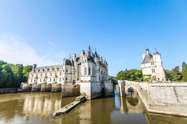 Visiter le Château de Chenonceau
