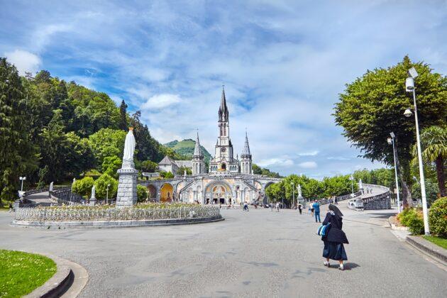 Visiter le Sanctuaire Notre Dame de Lourdes