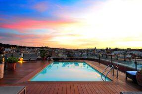 Les meilleurs rooftops où boire un verre à Barcelone en Espagne