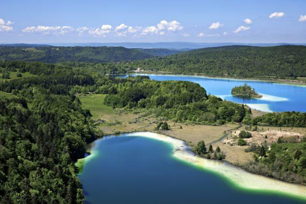 Jura endroits France