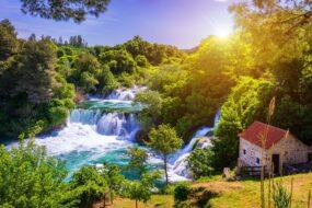 les parcs nationaux d'Europe / Plivitce en Croatie lacs