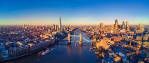 Londres panorama The Shard