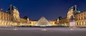 Musée du louvre pyramide