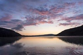 Visiter la région des lacs dans le Jura