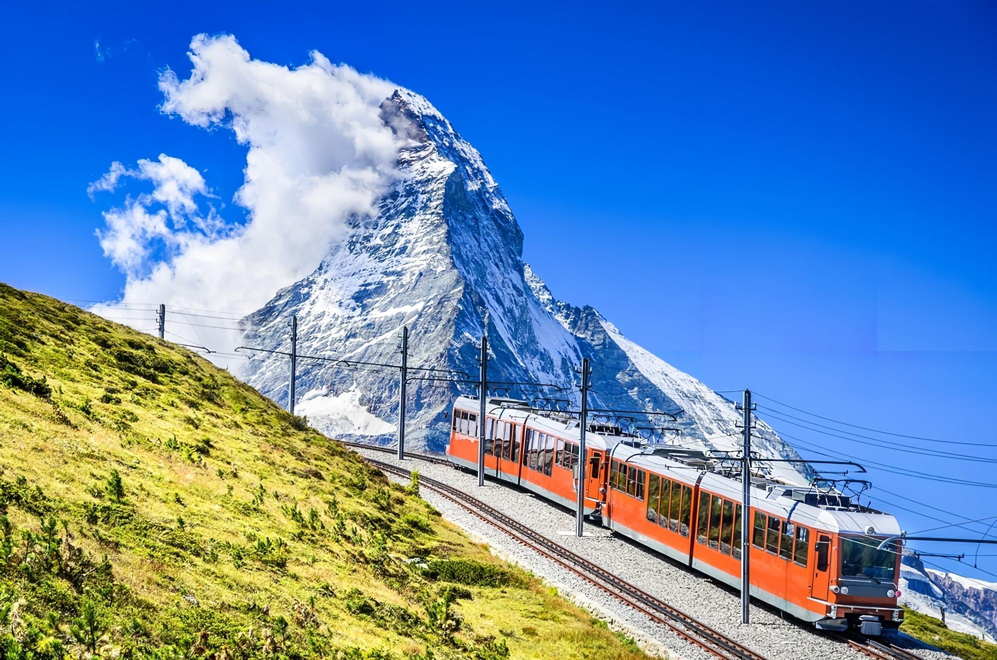 Les 12 meilleures destinations d'Europe à visiter en train