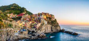 le village de cinque terre en italie
