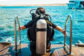 Plongée sous marine en Europe