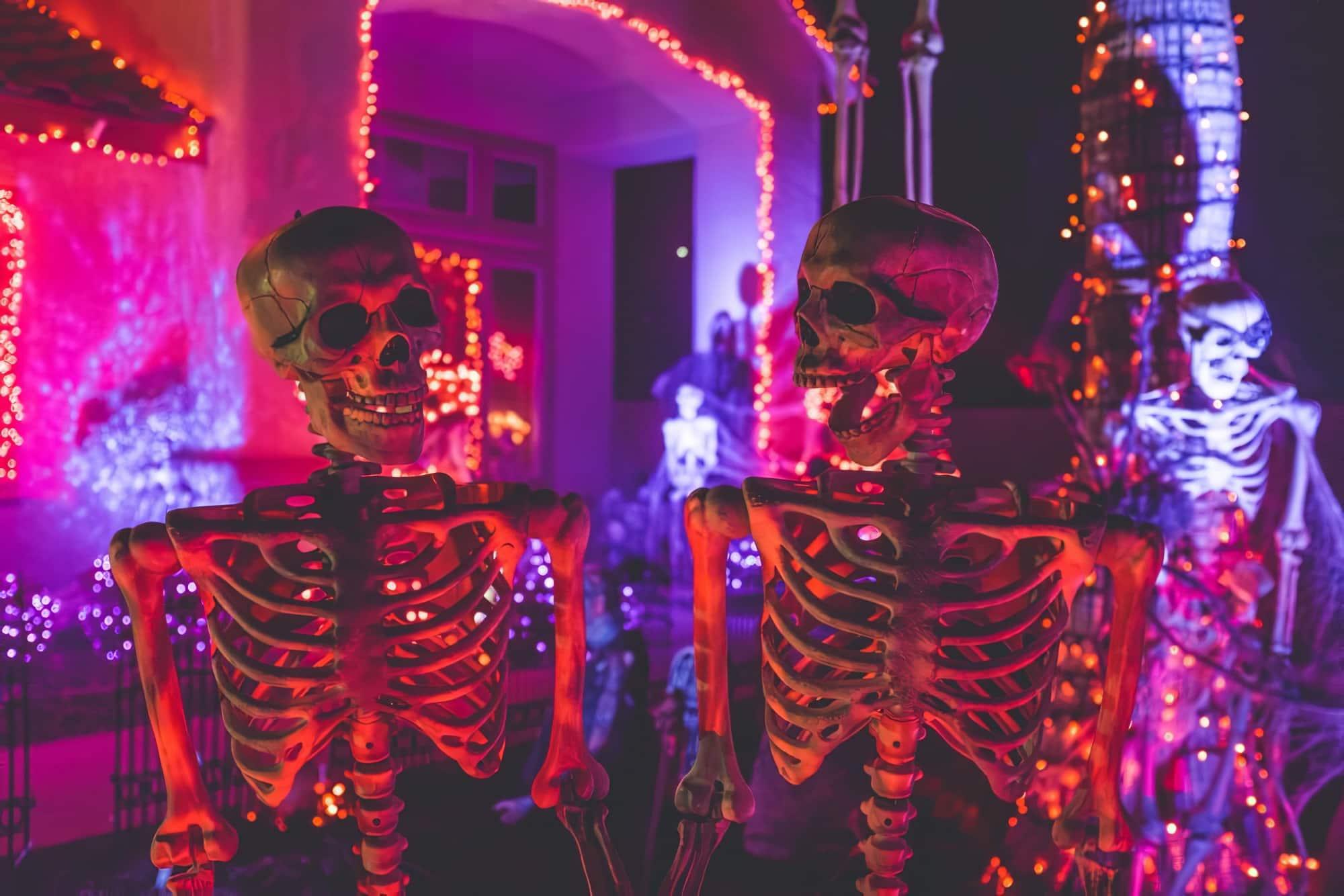 La tradition d'Halloween à travers le monde