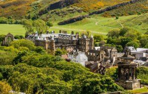 Visiter le Palais Holyrood à Edimbourg