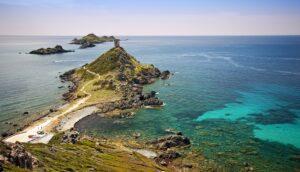 Excursion aux Îles Sanguinaires en Corse