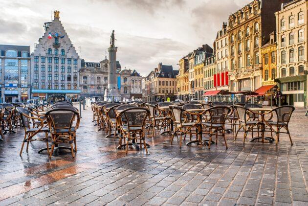 Où et comment louer un camping-car autour de Lille ?