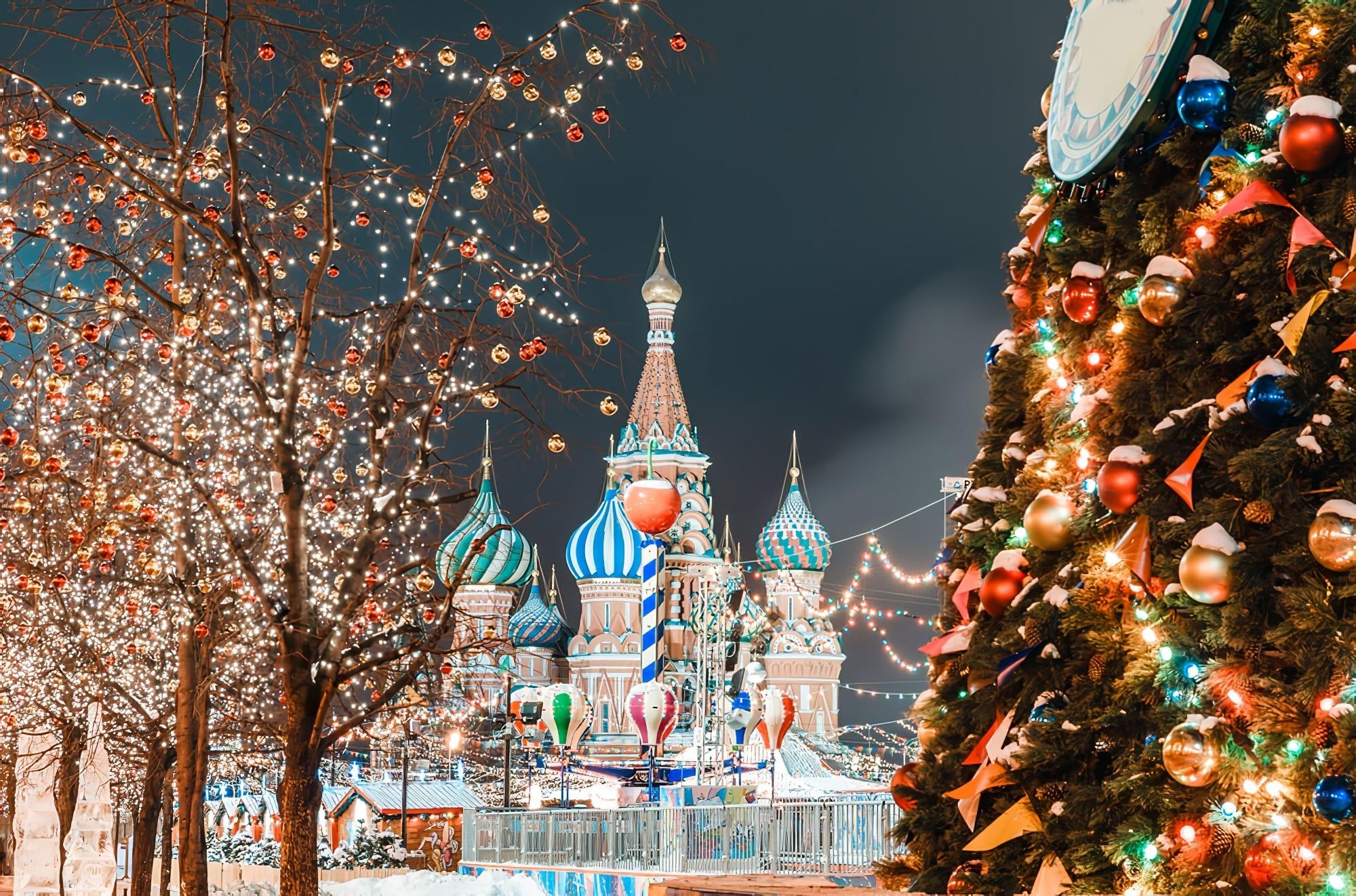 11 destinations féeriques où passer Noël